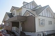屋根葺き替え+サイディング張り替え